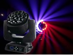 Light Emotion Professional BEYE1915Z Bee Eyes 19 x 15w RGBW LED Moving Head