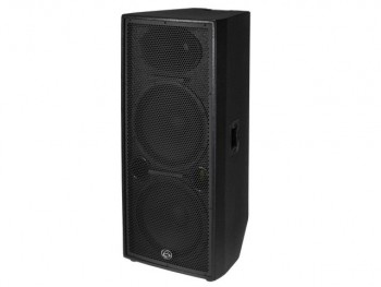 "Wharfedale DELTA215 Double 15"" Passive 1000W RMS 4ohm uses two high output, low distortion 15"" cast frame woofers with 3"" voice coils. Rubberised 4-way Handles"