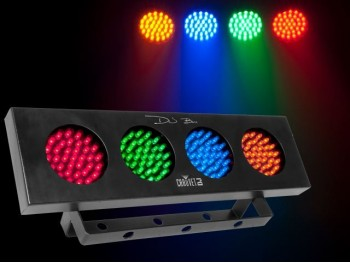Chauvet DJBANK LED Four Colour Compact Light Box