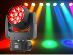 Chauvet INT450W Intimidator Wash Zoom 450 IRC - 12x15 W quad-color RGBW LEDs