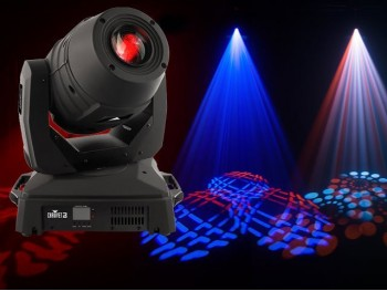 Chauvet 2% OFF, 8+ QTY Intimidator Spot 455Z 180w LED Moving Head IRC. The Beast.