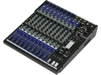 Wharfedale SL824USB 8 Channel Studio / Live USB Mixing Desk