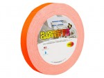 Stylus STY1FLURO ORANGE 511 Gaffer Tape Matt Finish Neon/Fluro Colours 24mm x 45 Metres [Colour: Orange]